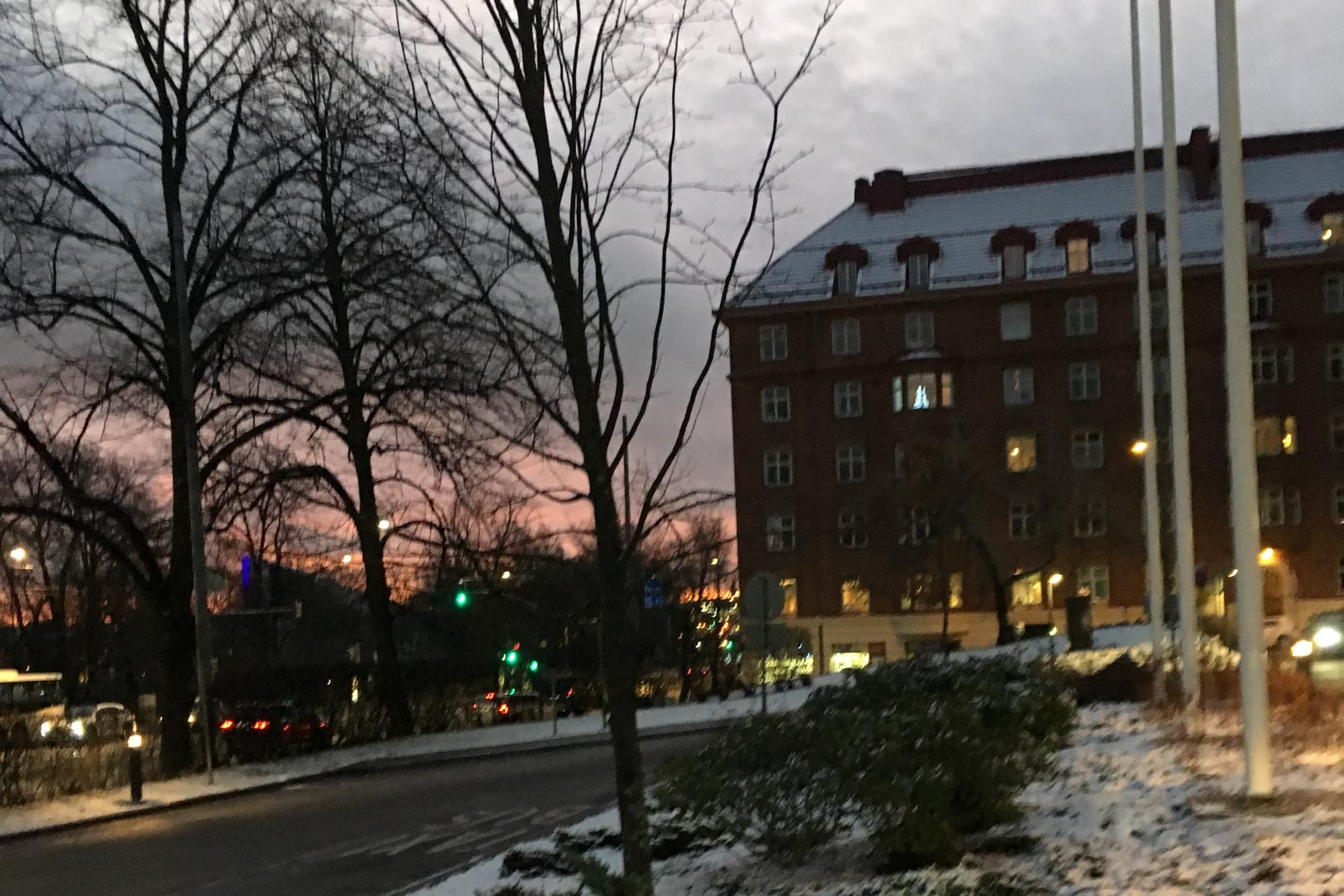 フィンランド 街の風景